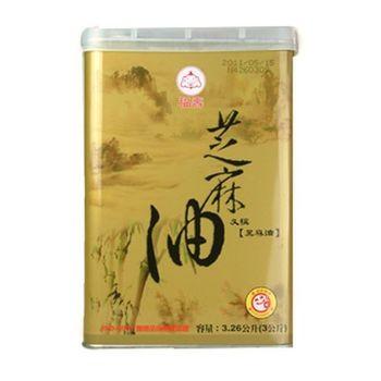 福壽-100%純芝麻油(3Kg)