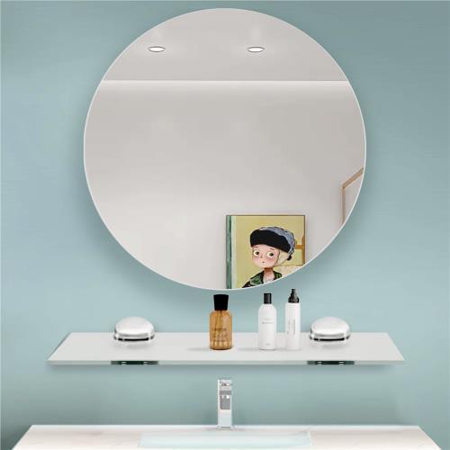 【Aberdeen】除霧鏡-W58X58H圓鏡