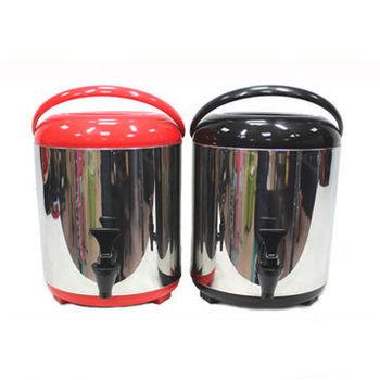 日式手提保溫桶 8公升 雄獅 茶桶 冰桶 保溫桶 啤酒桶