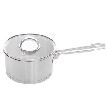 BEKA貝卡 伊納諾ILANO系列單柄不鏽鋼湯鍋16cm