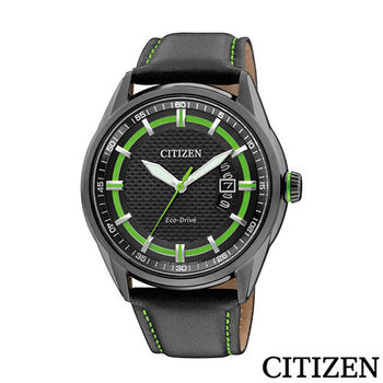 CITIZEN 星辰  Eco Drive 嚴選時尚商務腕錶   AW1184-05E