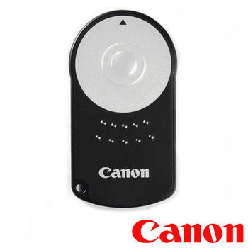 Canon 原廠 無線遙控器 RC6 (公司貨) 送清潔組