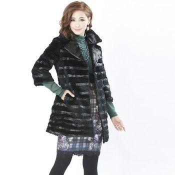 CC北歐限定奢華貂皮大衣
