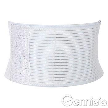 【Gennies奇妮】]纏繞式束腹帶-GC96(灰)(醫療用束帶-未滅菌)