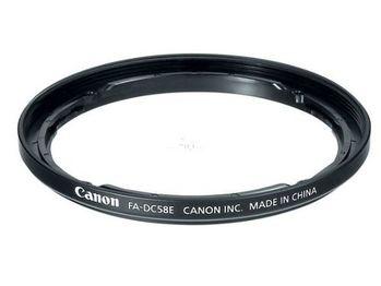 Canon 原廠 FA-DC58E 濾鏡轉接環 (公司貨) 送清潔組