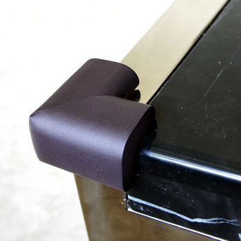 兒童安全 柔軟桌腳防護墊 12入(XL- L -M) 高密度泡棉