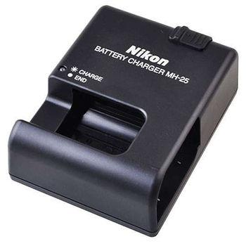《NIKON》 MH-25充電器 EN-EL15 專用(原廠充電器) 贈WD配件包(顏色隨機出貨)