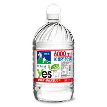 悅氏-6L天然水(2瓶/箱)