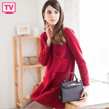 日本Impress精品羊毛洋裝(3件組)