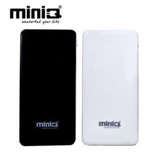 【miniQ】iPlus+ 12000雙輸出行動電源
