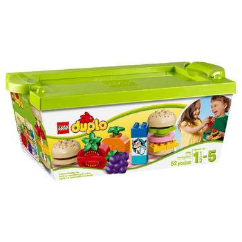 【LEGO樂高】得寶系列 - 10566 創意野餐套裝