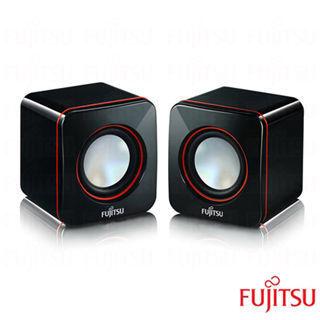 【FUJITSU富士通】USB電源多媒體喇叭(PS-110)