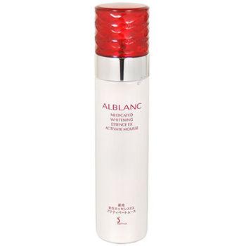 SOFINA蘇菲娜 ALBLANC潤白美膚水澪白碳酸活氧菁華(90g)