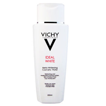 VICHY薇姿 淨膚透白面膜精華水200ml
