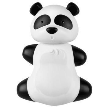 任-華威-flipper orca貓熊造型衛生牙刷架
