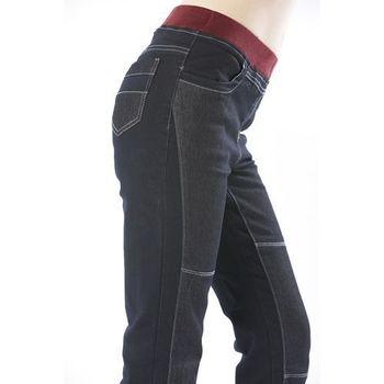 蘭陵日本新素材顯瘦輕薄牛仔褲