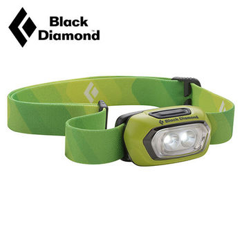 【美國Black Diamond】Gizmo 60流明頭燈(綠色)
