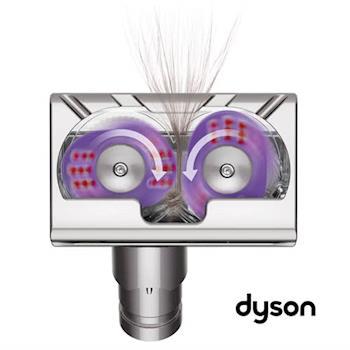 【dyson配件】無纏結毛刷吸頭