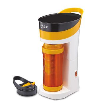 美國OSTER隨行杯咖啡機(橘)