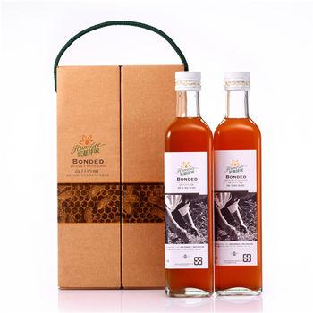 《宏基》歲月吟釀-五年蜂蜜醋 (500g/瓶,共二瓶)