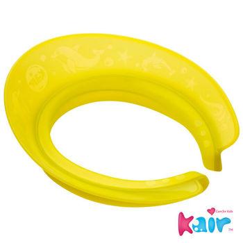 Kair氣墊式專利洗髮帽(黃)