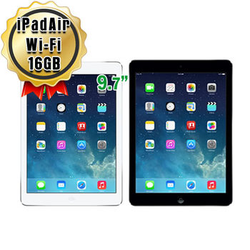 Apple iPad Air 16G 9.7 吋平板電腦 WiFi