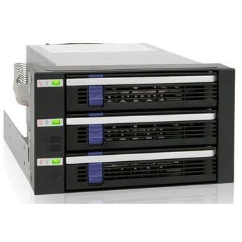 ICY DOCK 3轉2 內接SATA模組-MB153SP-B