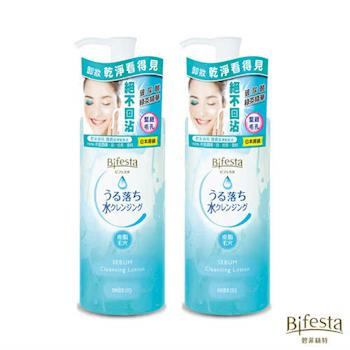 【Bifesta】清爽即淨卸妝水300mlX2