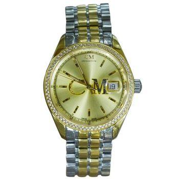 CLAUDE MEYLAN經典豪式機械腕錶