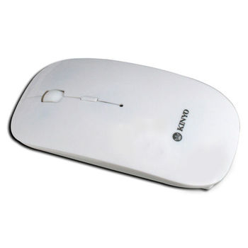【KINYO】超薄USB 光學滑鼠(KM-768)