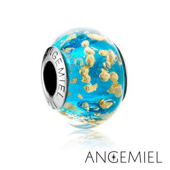 Angemiel安婕米 義大利純銀珠飾 徜徉 琉璃珠