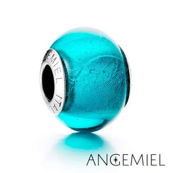 Angemiel安婕米 義大利純銀珠飾 透澈 琉璃珠