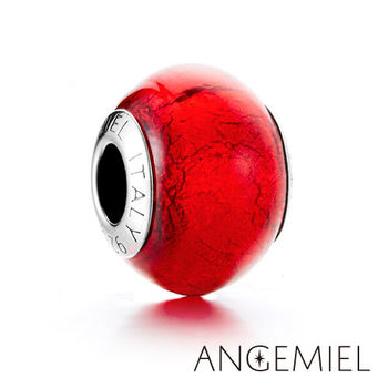 Angemiel安婕米 義大利純銀珠飾 迷戀 琉璃珠