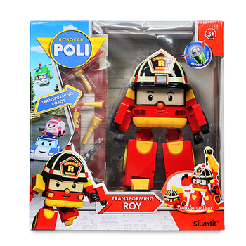 【POLI 變形車系列】10吋變形羅伊 RB83284