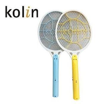 歌林馬卡龍充電式電蚊拍(2入組)KEM-SH03 (顏色隨機)