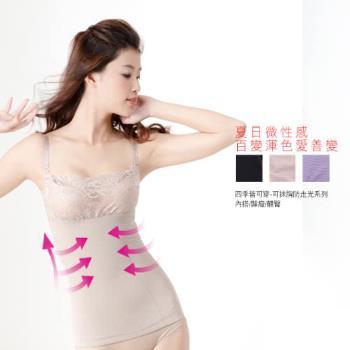 凱芮絲(S~XXL)MIT精品-抹胸塑身迷你裙