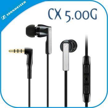 【Sennheiser】CX 5.00G  Android 版專用耳道式耳機