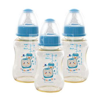 新幹線PES標準奶瓶3支(150ml)