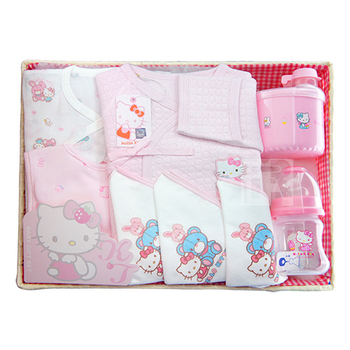 Hello Kitty新生兒禮盒組