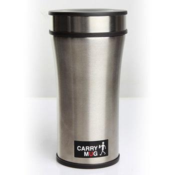 【CARRY MUG】雙層不鏽鋼防漏保溫杯340ml(MUG-1)