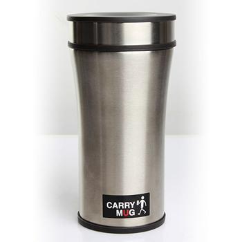 【CARRY MUG】雙層不鏽鋼防漏保溫杯340ml-2入(MUG-2)