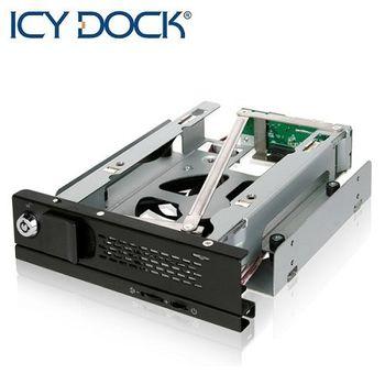 ICY DOCK 3.5吋SATA熱插拔硬碟模組-MB171SP-B