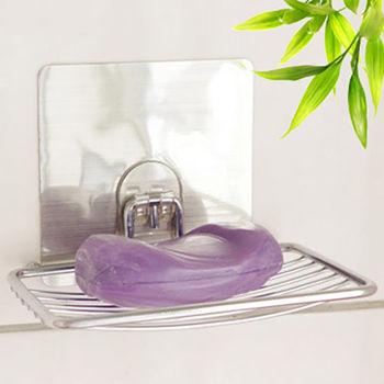 【無痕收納】多功能肥皂架
