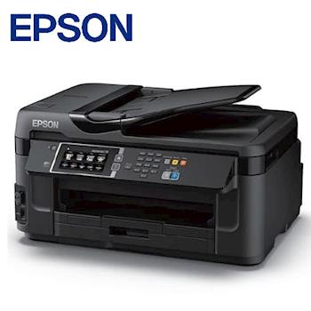 【EPSON】WorkForce WF-7611 A3+彩色傳真複合機