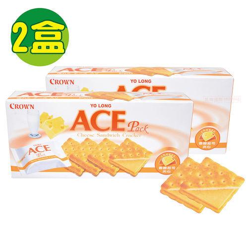 【ACE】優龍起司夾心餅乾2入