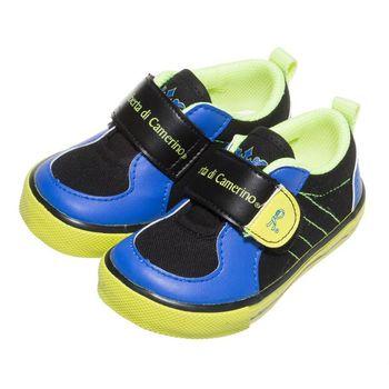 《布布童鞋》Roberta諾貝達雙色三色帆布休閒鞋(13~16cm)CD3765D