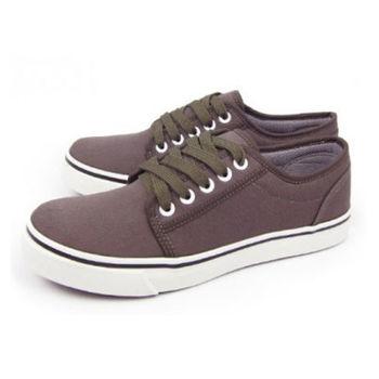 FUFA MIT 素色滑板鞋 (U16) 灰色