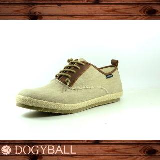 【DOGYBALL】JB3 懶人便鞋(無鞋帶穿搭設計- 米色)