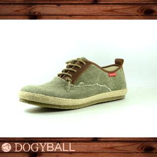 【DOGYBALL】JB3 懶人便鞋(無鞋帶穿搭設計 - 橄欖綠)