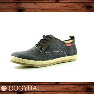 【DOGYBALL】JB3 LOOK懶人便鞋 (無鞋帶穿搭設計 - 黑色)